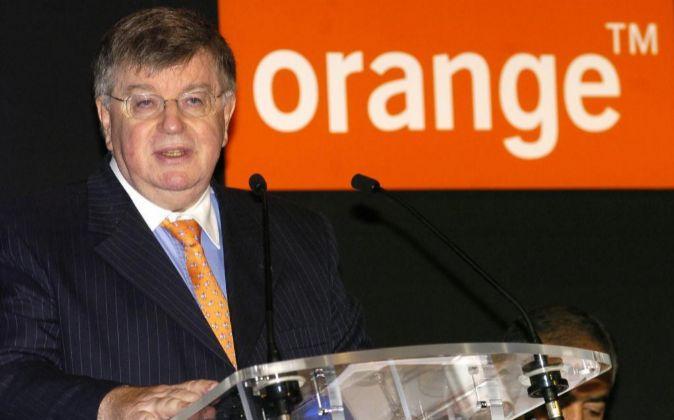 El expresidente de France Telecom, Didier Lombard.