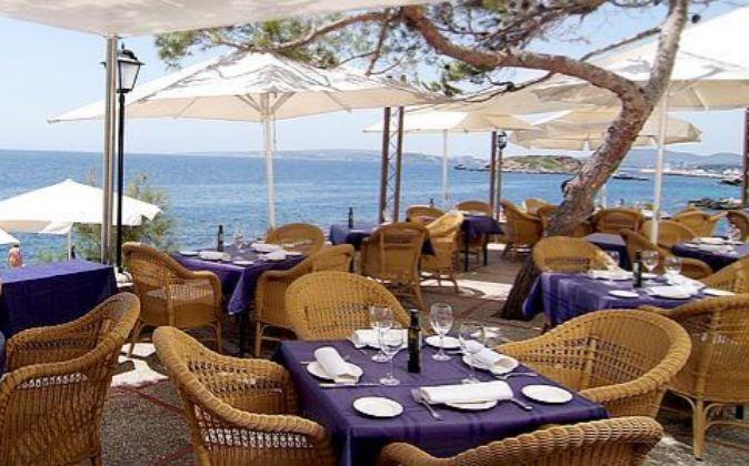 Imagen de un restaurante en Mallorca