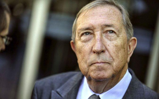 El pintor y arquitecto Juan Navarro Baldeweg, miembro de la Real...
