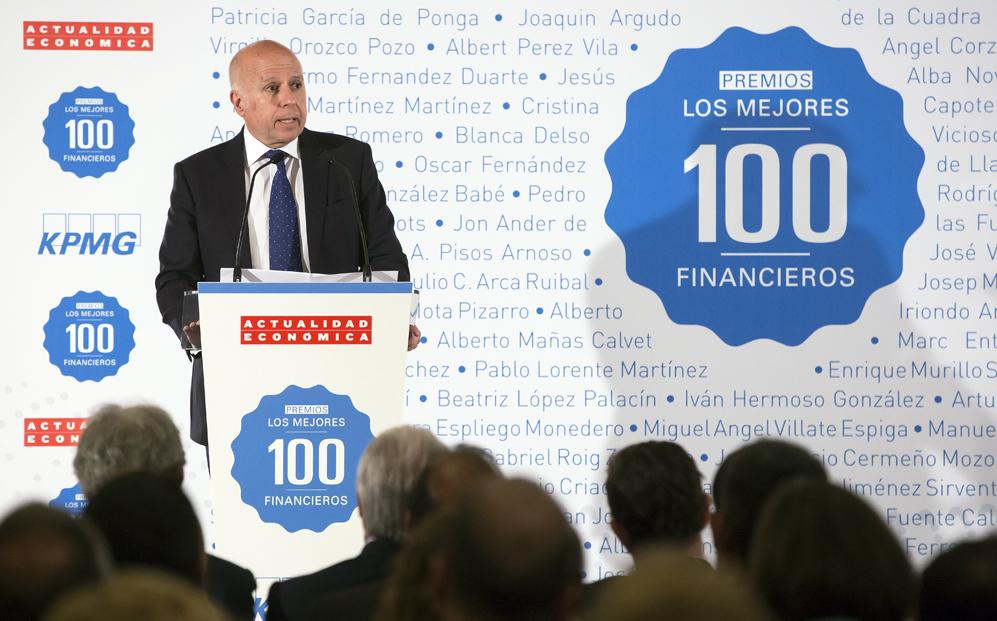 Hilario Albarracín, consejero delegado y presidente a partir de...