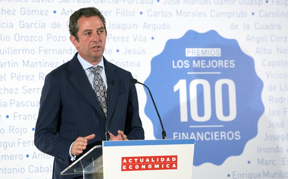 El secretario de Estado de Economía, Íñigo Fernández de Mesa,...