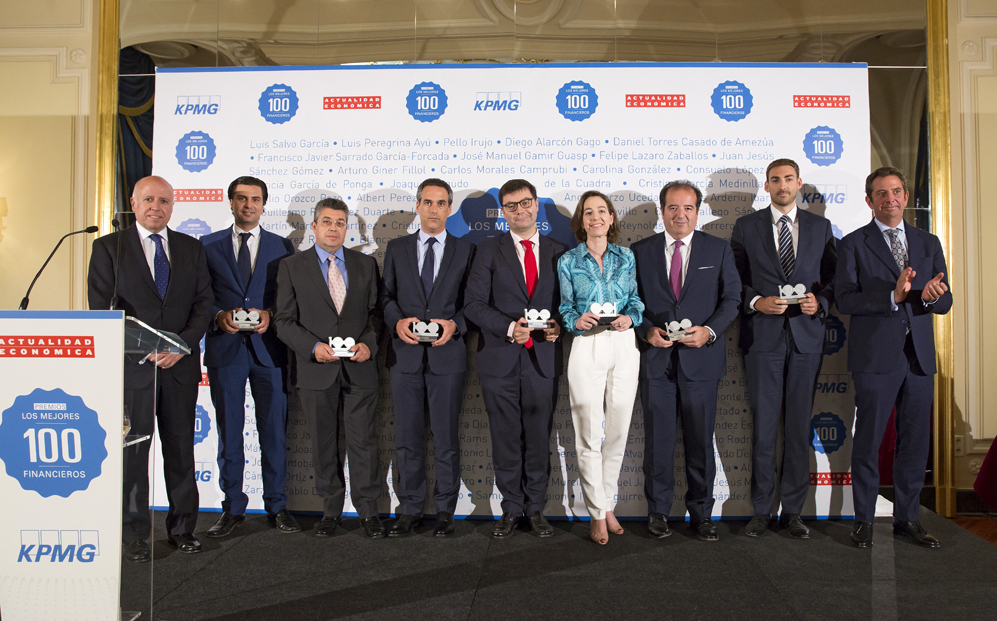 """El octavo grupo de premiados abrió la categoría de """"Los 25 más..."""