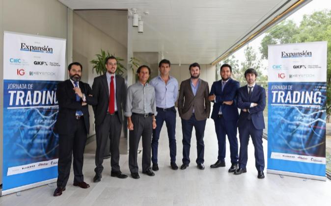 José Antonio Martín Quiroga, responsable de ventas de IG que...