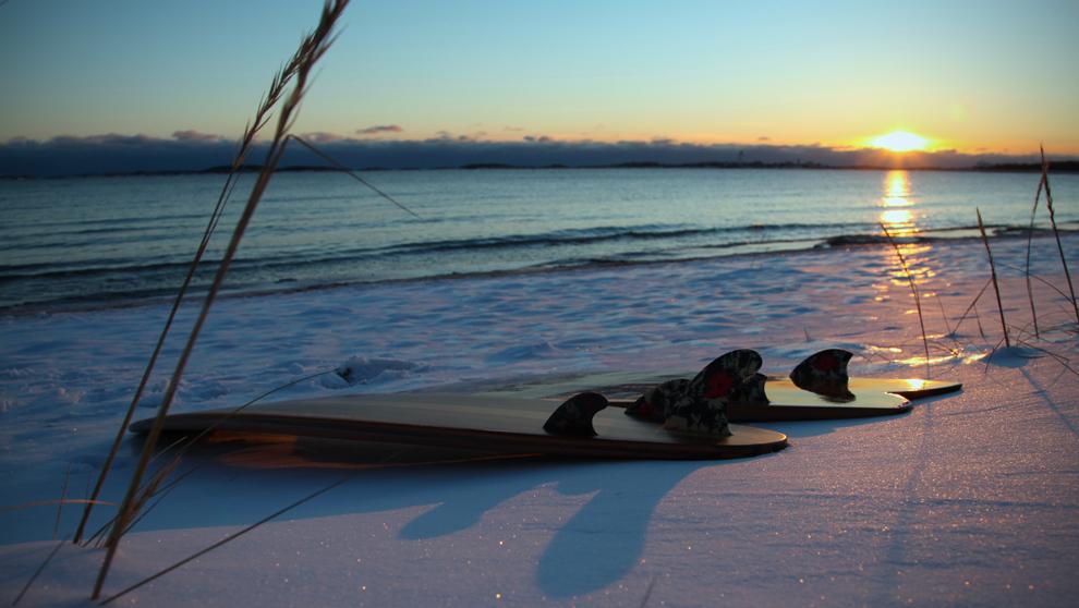 Surf en Finlandia
