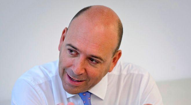 Fernando Carro, CEO de Arvato y presidente de Berteslmann España.