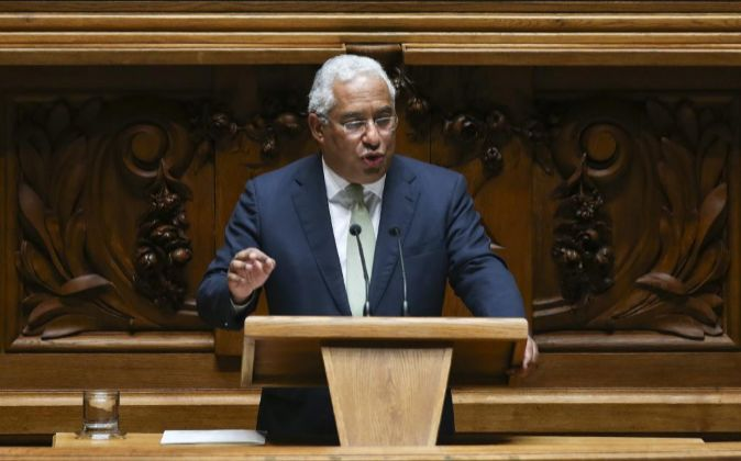 El primer ministro portugués António Costa.
