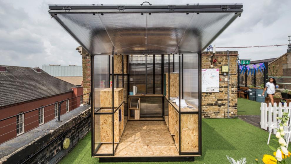 Minima Moralia espacio en Londres para el arte