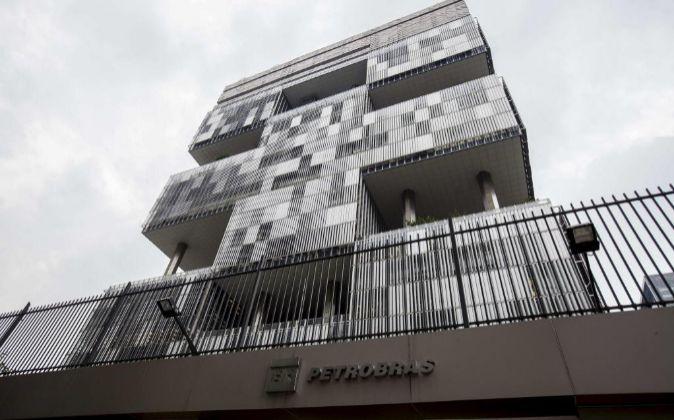 Sede de Petrobras en Río de Janeiro (Brasil).