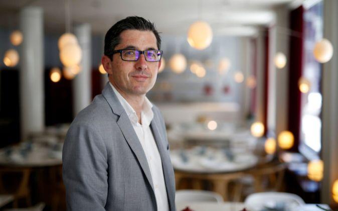 Joxe Mari Aizegam director general del Basque Culinary Center.