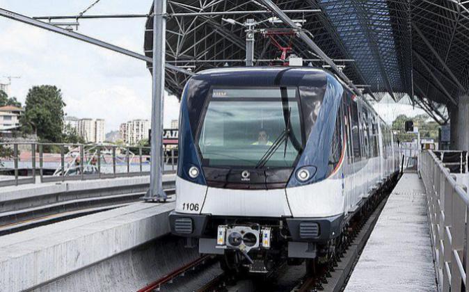 Tren de Alstom