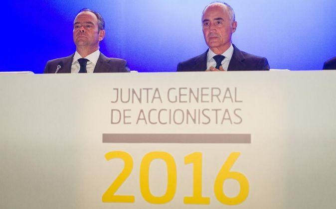 Junta de accionistas de Ferrovial.