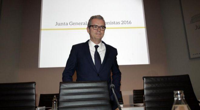 Pablo Isla, presidente del grupo Inditex.