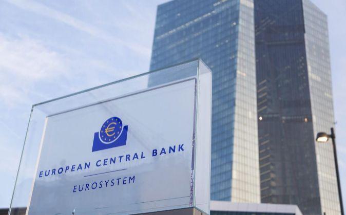 Sede del Banco Central Europeo, BCE.