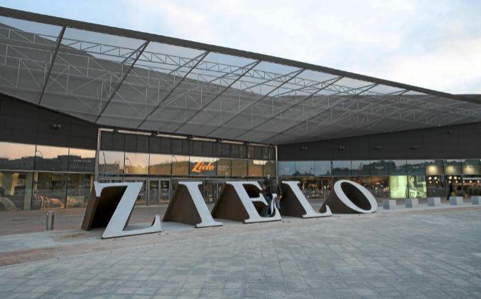 Centro comercial Zielo en Pozuelo de Alarcón (Madrid).