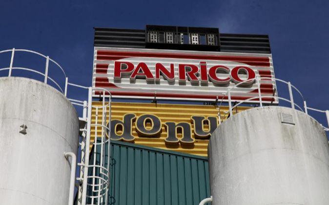 Fábrica de Panrico en Santa Perpetu.