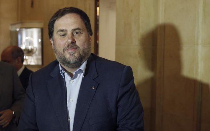 El vicepresidente y consejero de Economía y Hacienda de la...