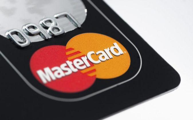 Logo de MasterCard.