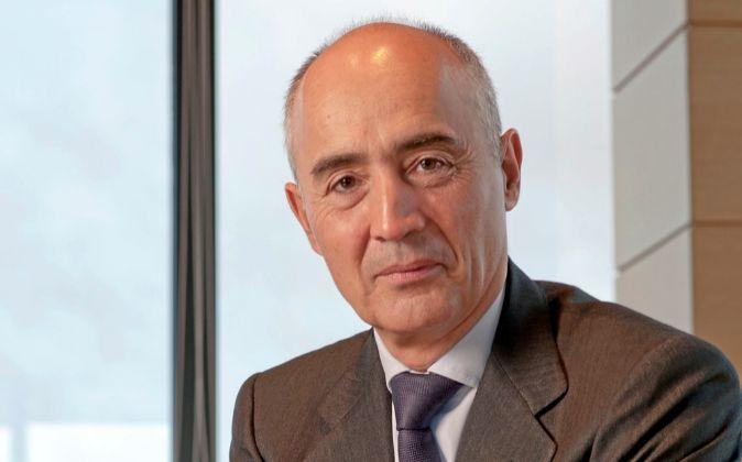 Rafael del Pino Calvo-Sotelo, presidente y primer accionista de...