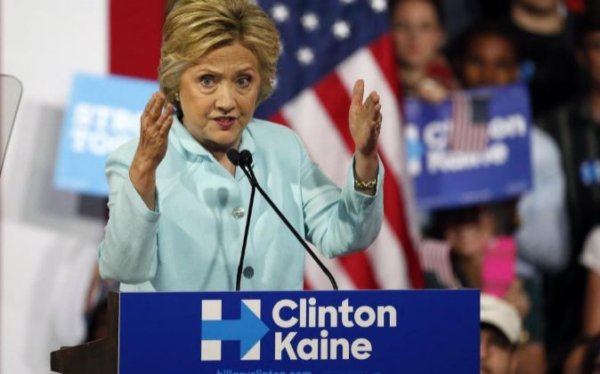 Hillary Clinton será designada esta semana candidata oficial del...