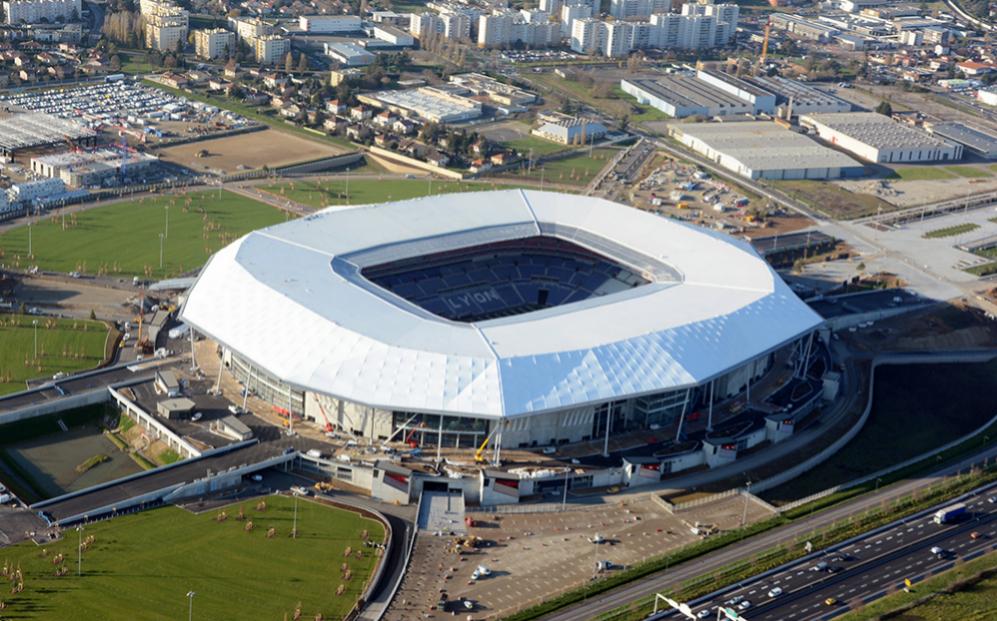 Resultado de imagen de Parc Olympique