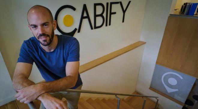 Juan de Antonio, CEO y cofundador de Cabify
