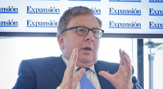 José Valiño, director General de Tecnología de Abanca.
