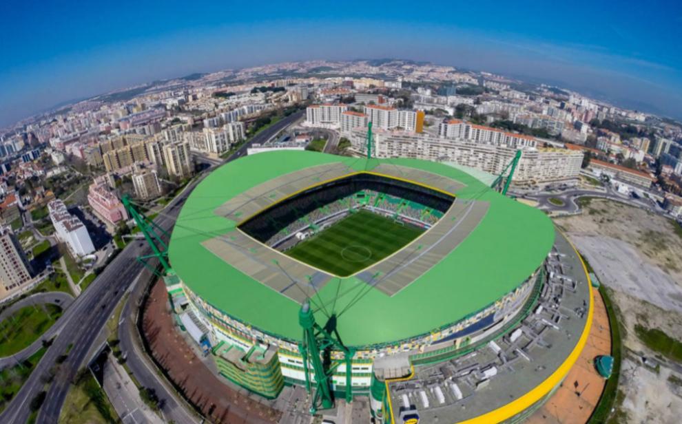 ESTÁDIO JOSÉ ALVALADE (Lisboa): sede del otro gran...