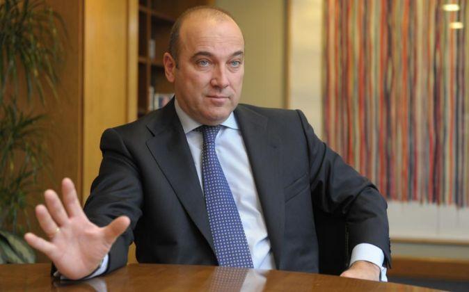 Pedro Larena, designado nuevo consejero delegado de Banco Popular.
