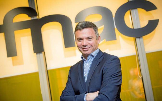Marcos Ruao, director general de Fnac en España.