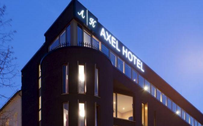 Hotel Axel en Berlín.