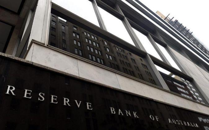 Banco de la Reserva Federal de Australia (RBA), en Sídney...
