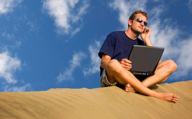 Las vacaciones pueden ser un buen momento para reflexionar un cambio...