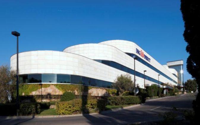Sede de ING Direct en España.