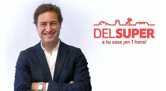 Juan Rivero, fundador de DelSúper