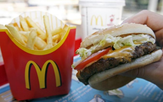 que comer en mcdonalds si estas a dietas