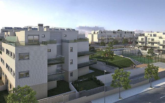 Urbanización en Las Rozas, Madrid.