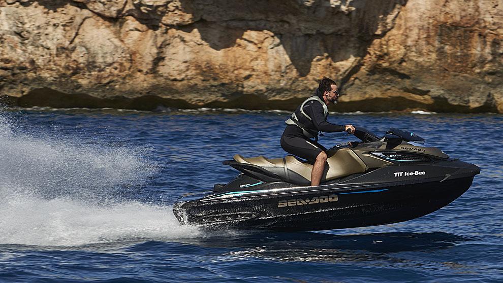 Moto de agua  GTX Limited 300