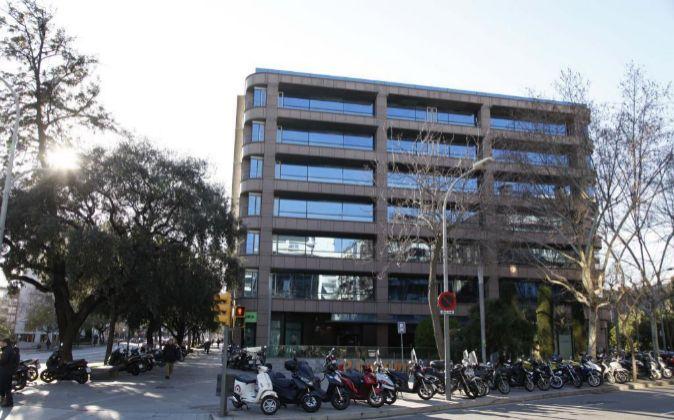 Sede de Renta Corporación en Barcelona