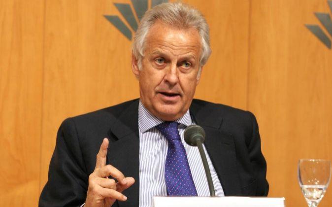 El presidente de Confide, Higinio Raventós.