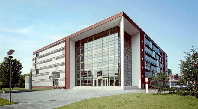 En la sede de Henkel en Düsseldorf (Alemania) trabajan 5.500 personas...