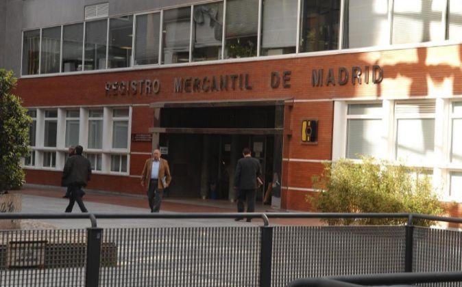 Sede del Registro Mercatil.