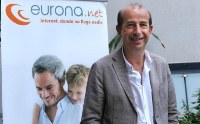 Jaume Sanpera, presidente y consejero delegado de Eurona.