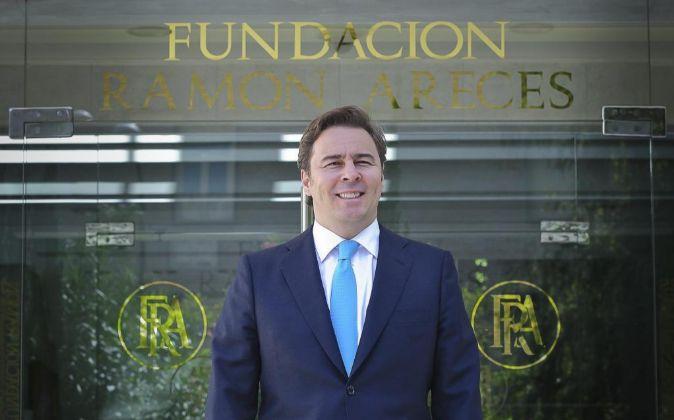 El presidente de El Corte Inglés Dimas Gimeno Álvarez.