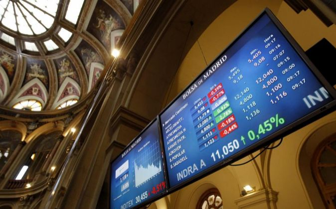 Ibex 35 Los La Tercera Subida Lideran Bancos Consecutiva Del y0nvmNwO8
