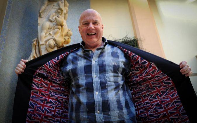 Kevin Roberts, presidente de la agencia de publicidad Saatchi &...