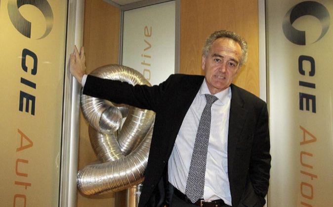 Antonio María Pradera, presidente y consejero ejecutivo de CIE...