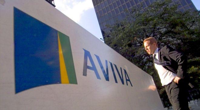 Sede de Aviva en Londres.