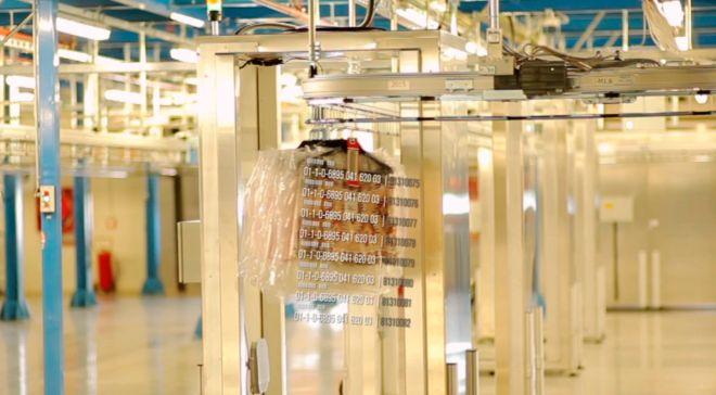 Zara etiqueta sus prendas con la tecnología RFID para controlar sus...