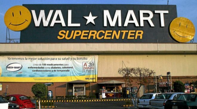 Establecimiento de Wal-Mart en Ciudad de México