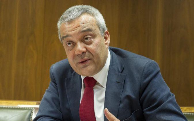 Victor Calvo-Sotelo, presidente de Red.es y secretario de Estado de...